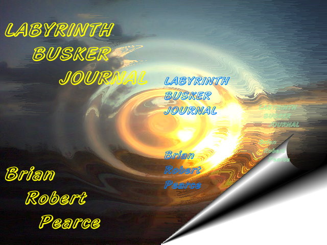 Labyrinth Busker Journal
